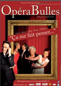 opera bulles